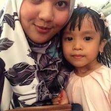 Profil utilisateur de Nurul Naquiah