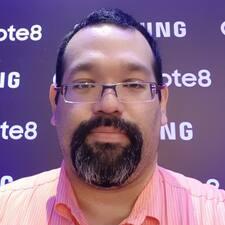 Francisco的用戶個人資料