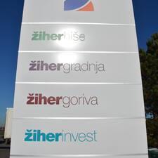 Žiher的用戶個人資料