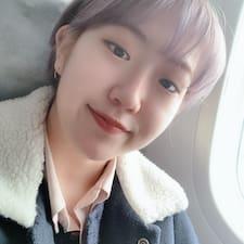 Seoyi felhasználói profilja