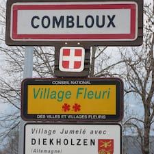 โพรไฟล์ผู้ใช้ Frédérique