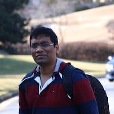 Upendra - Uživatelský profil