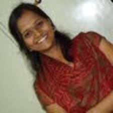 Profil utilisateur de Padma