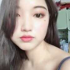 宇 felhasználói profilja