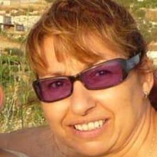 Claudine felhasználói profilja