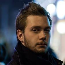Profil utilisateur de Szymon