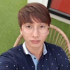 Gebruikersprofiel Sungho