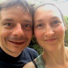 Henkilön Nadja & Pol käyttäjäprofiili