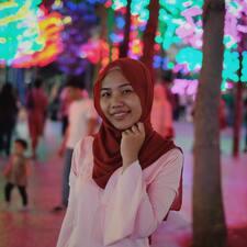Nutzerprofil von Nurul Hidayah