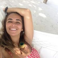 Profilo utente di Marília