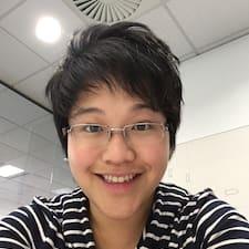 Perfil do utilizador de Ju Lin