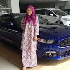 Tengku Intan Hasmalia User Profile