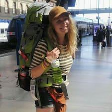 Liisa felhasználói profilja