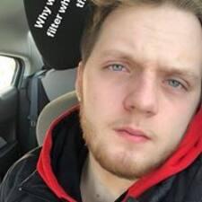 Perfil do usuário de Cody