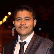 Surya Pratap Singh - Uživatelský profil