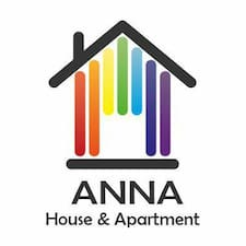 Anna House & Apartment User Profile