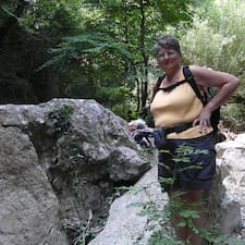 Profil Pengguna Anne-Françoise