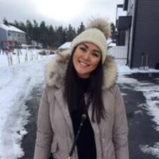 Profil utilisateur de Marthe Andrea
