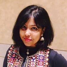 Tamanna felhasználói profilja