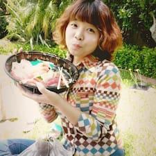 Hyungjun felhasználói profilja