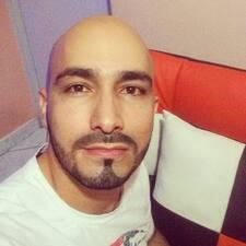 Gebruikersprofiel Luis Alejandro