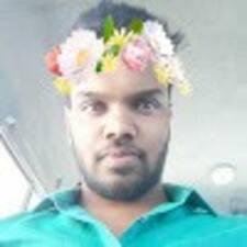 Profil utilisateur de Kiran