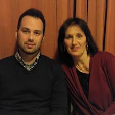 Dimitra & Giorgos felhasználói profilja