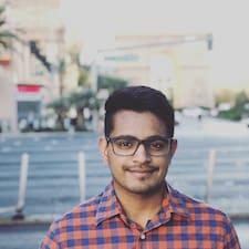 Priyam的用戶個人資料
