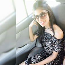 Profil utilisateur de Dharshana