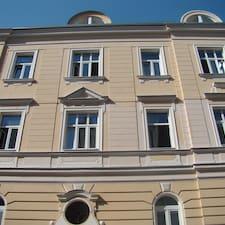MyStayPrague Apartments User Profile