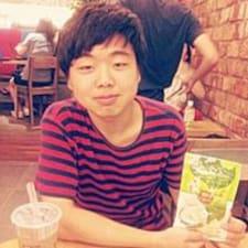 Gebruikersprofiel Jong Chan