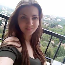 Profil utilisateur de Яна