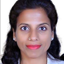 Preethi Brugerprofil