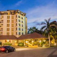 Palm Garden Hotel User Profile