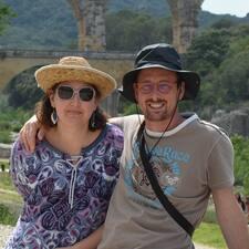 Profil Pengguna Guillaume & Cécile
