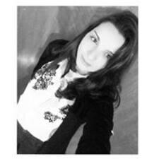 Profil utilisateur de Yesica