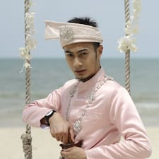Gebruikersprofiel Tengku M. Ameer