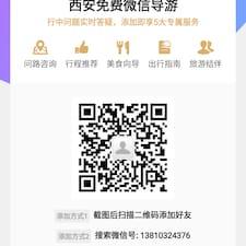 Профиль пользователя 成