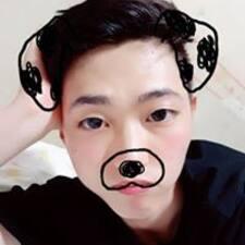 Perfil do utilizador de 준욱