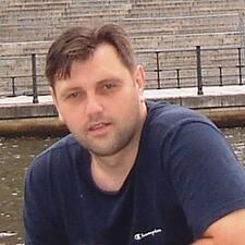 Davor felhasználói profilja