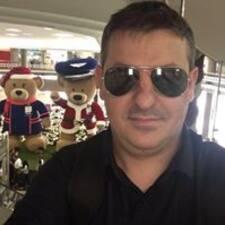 Márcio User Profile