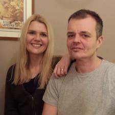 Profil utilisateur de Mariusz & Wendy