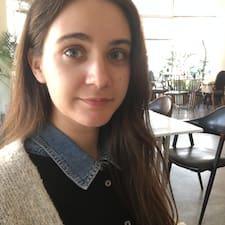 Gwenydd User Profile