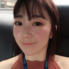 Profil utilisateur de Minyoung