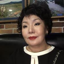 Сардана Kullanıcı Profili