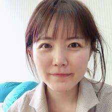 Perfil do usuário de 진아