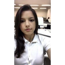 Perfil do usuário de Rafaela