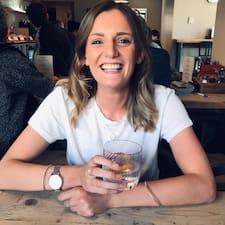 Användarprofil för Sarah