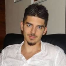 Profil utilisateur de Jordan