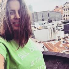 Yevgenia User Profile